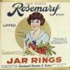 Jar Rings R