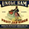 Jar Rings U